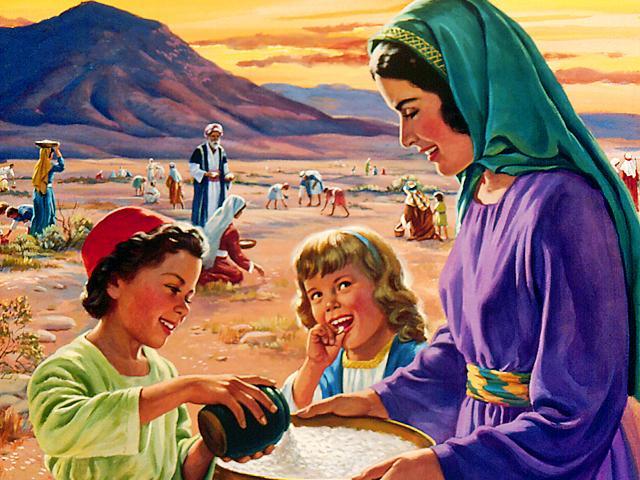 jefte sacrificou sua filha