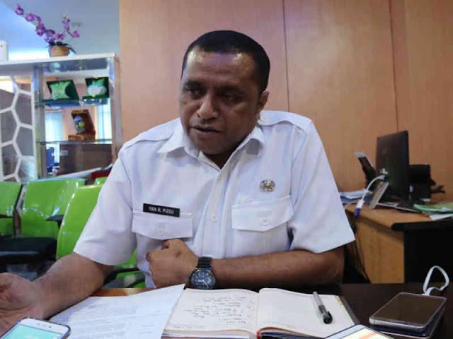 Ditunjuk Jadi Plh Kadishut Papua, Yan Pugu Siap Jalankan Lima Program
