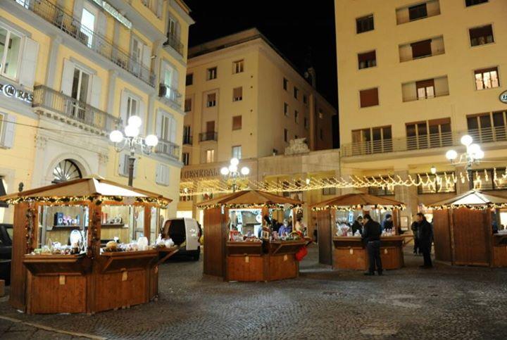 Solo caserta eventi e sagre mercatini di natale 2015 in for Mercatini di natale trieste