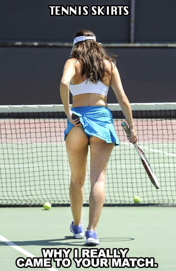 Hi Ass Revealing Skirt 15