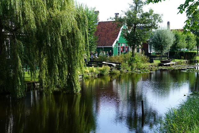Zaanse Schans, Holanda