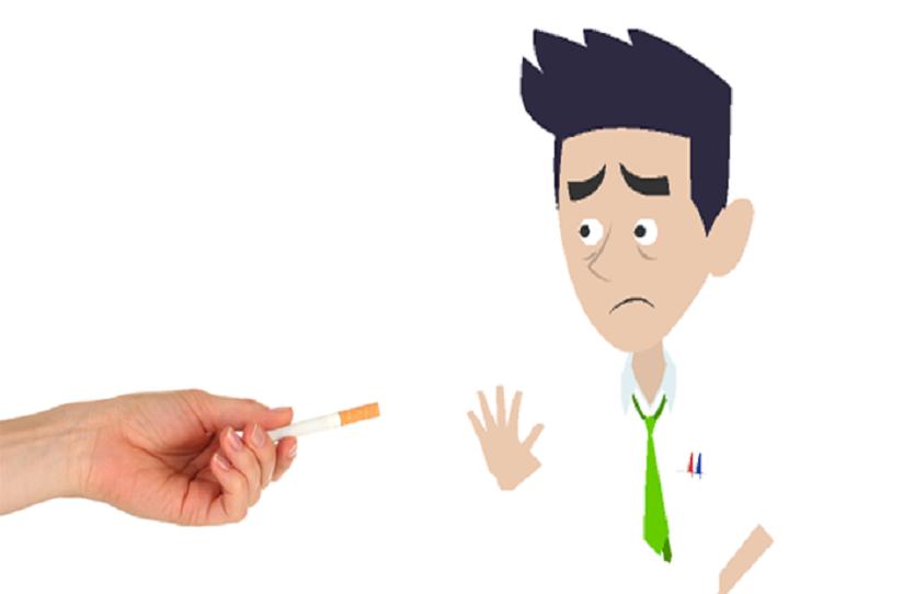 como deixar de fumar remédio caseiro
