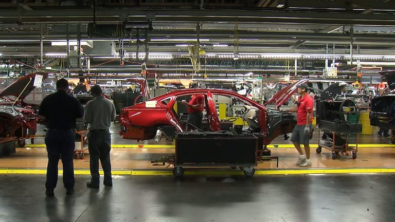 Mec Amp F Expert Engineers The Nissan Plant In Smyrna Tn