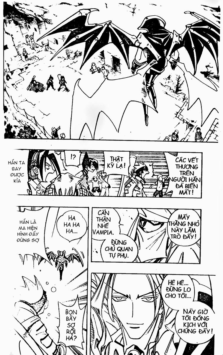 Shaman King [Vua pháp thuật] chap 97 trang 14