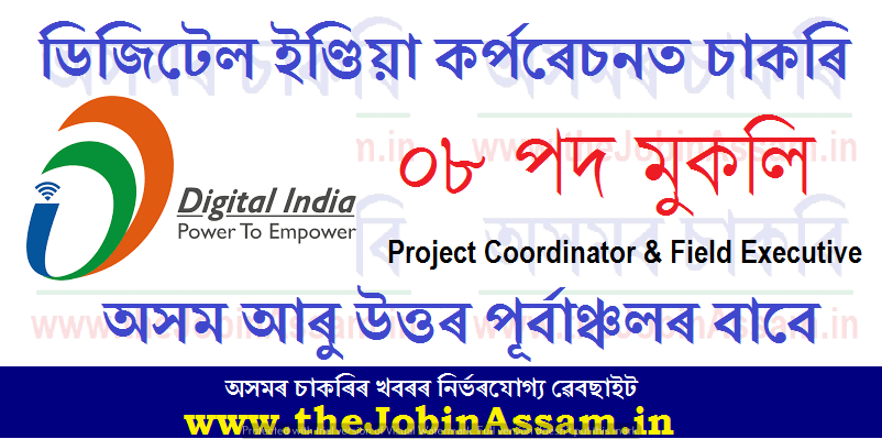 Digital India Corporation Recruitment 2020