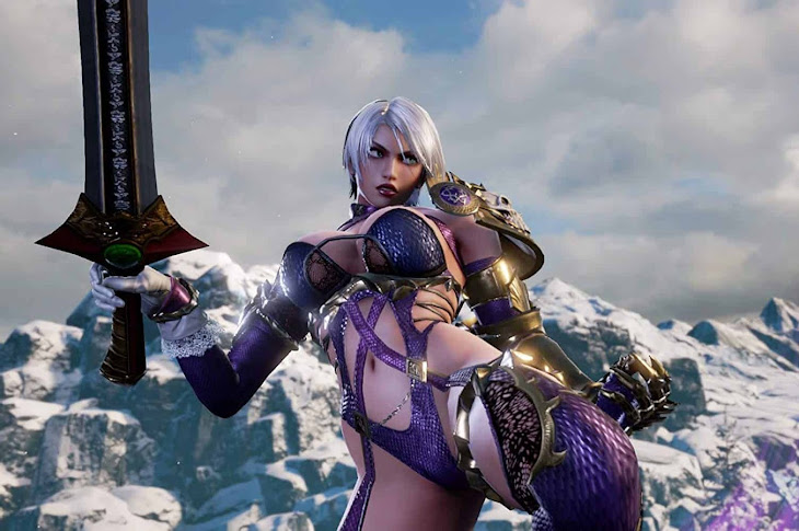 Soul Calibur VI Is Now Available  On Xbox Game Pass