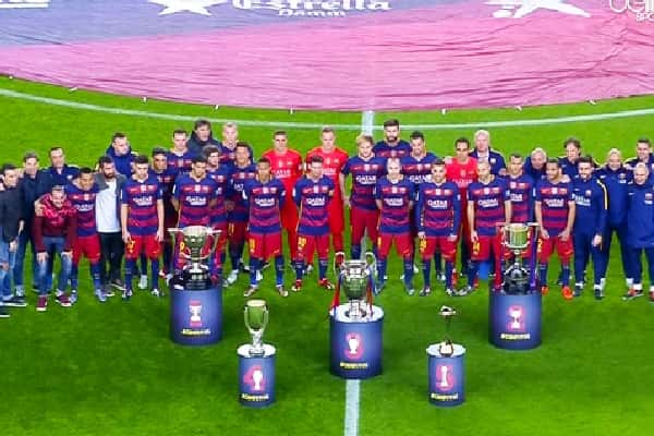 FC Barcelona 2009