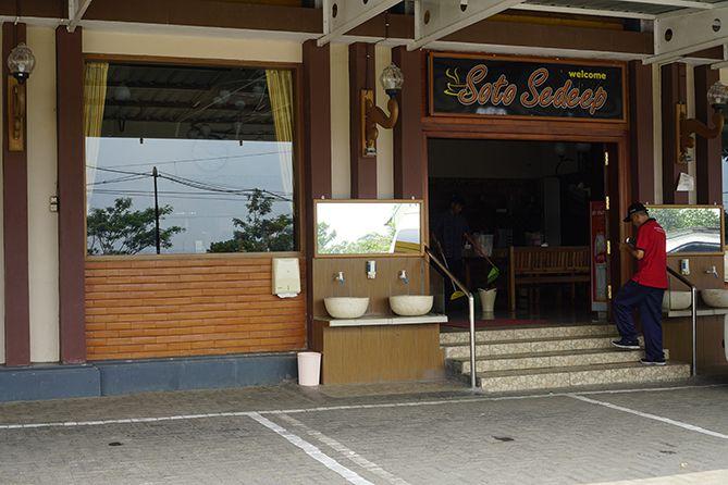 Rumah Makan Soto Sedeep Ambarawa