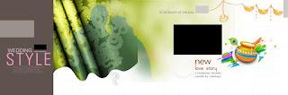 Free Wedding Karizma Album PSD Plane Backgrounds Free Download