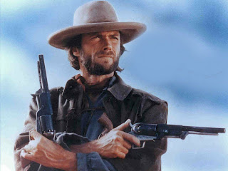 Cowboy Clint Eastwood Double Guns HD Wallpaper