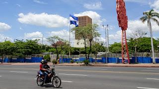 Motorbike drugdealer Nicaragua