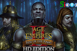 Download and Install Game Age of Empire II Rise of Rajas HD on PC Laptop