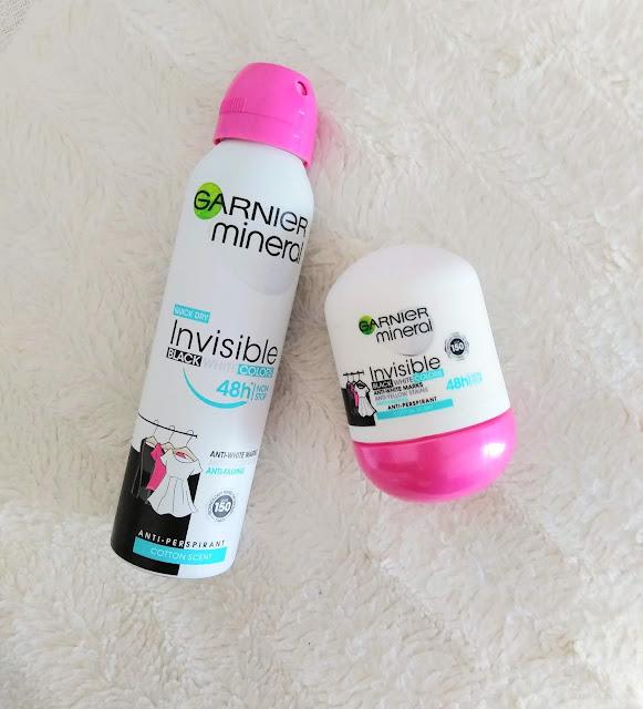 garnier mineral dezodoransi