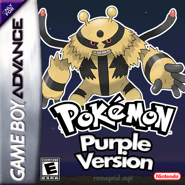 Pokemon Purple Version