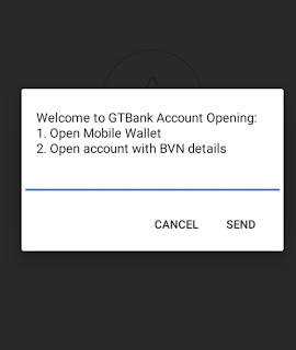 Quick Tips: Open a Standard GTbank Account With Your Phone In 5 Minutes