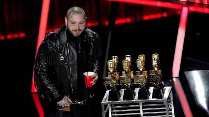 Full list of winners at the 2020 Billboard Music Awards