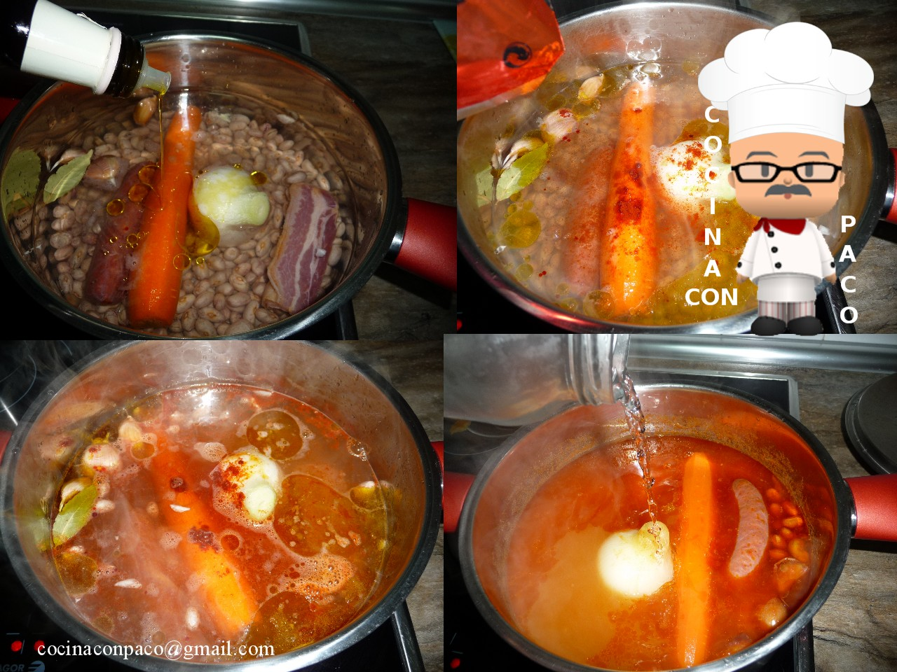 Cocina con paco - Cocina con paco ...