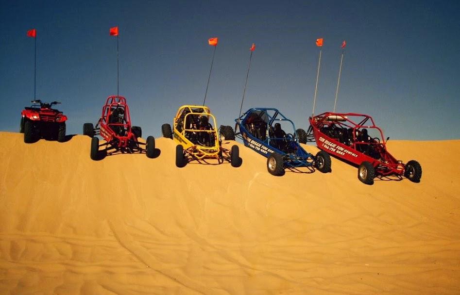 Sun Buggy Desert Racing em Las Vegas