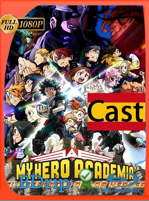 My Hero Academia: el despertar de los héroes (2019) 1080p BDrip Castellano [Google Drive] Tomyly
