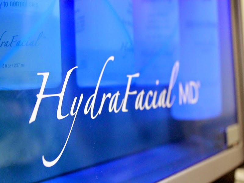 Hydrafacial BG
