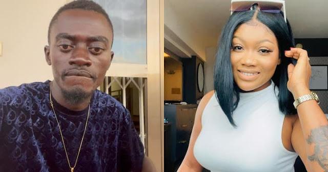 Kumawood stars Kwadwo Nkansah and Sandra Sarfo Ababio photo