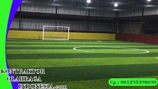 Kupang Harga Pembuatan Lapangan Futsal Murah Bagus Profesional