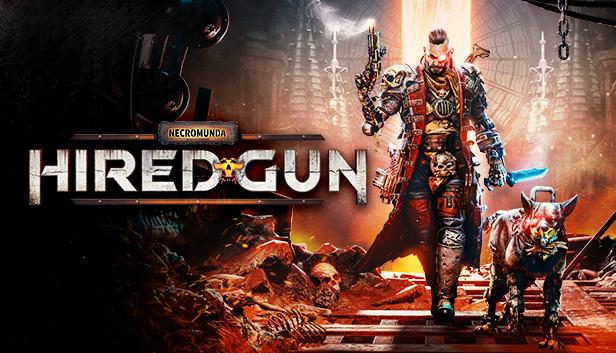 Trailer: Necromunda: Hired Gun