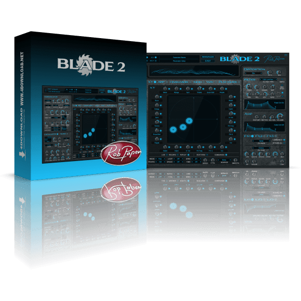 Rob Papen Blade-2 v1.0.0 Full version