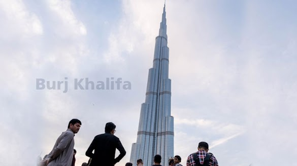 Saking Tingginya, Ada 3 Waktu Berbuka 'Puasa' di Burj Khalifa - Dubai