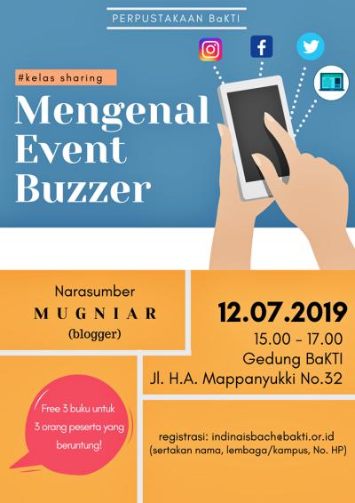 Event buzzer