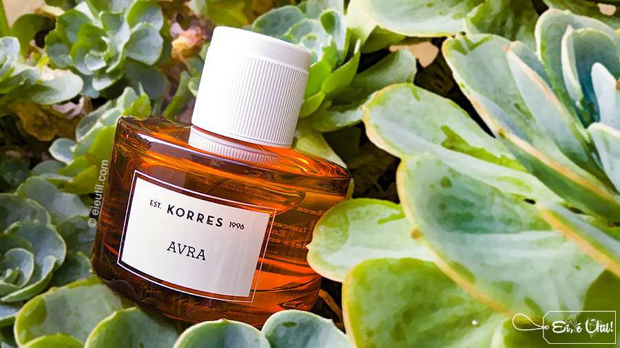 Fragrância: Avra – Korres