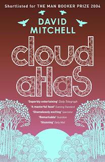 CLOUD ATLAS - BOOK COVER