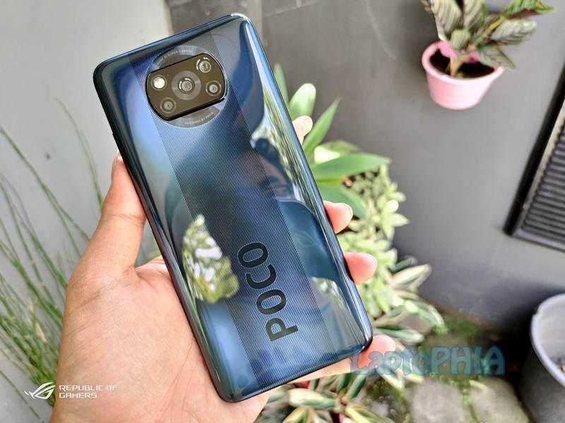 Benchmark AnTuTu Poco X3 NFC Bertenaga Qualcomm Snapdragon 732G