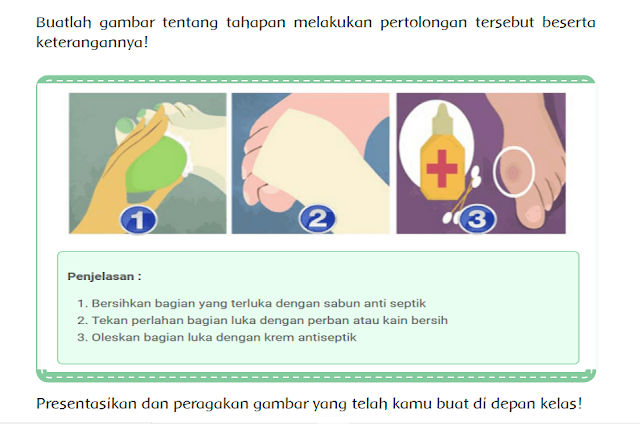 Kunci Jawaban Tema 5 Kelas 4 Halaman 92