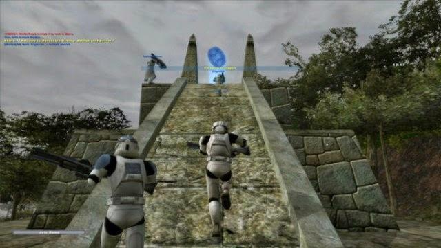 Star Wars Battlefront 2 PC Games Gameplay