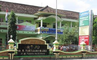 Jadwal Dokter RS Umum Daerah Dr. R. Soetijono Blora