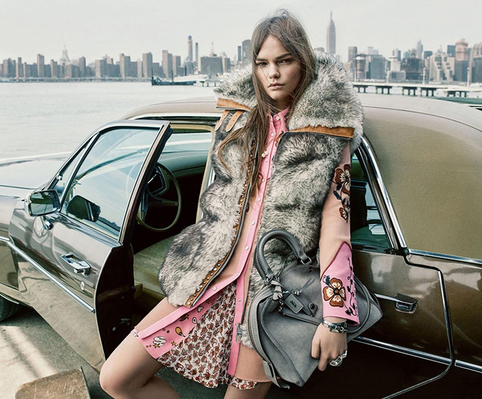 Eniwhere Fashion - Steven Meisel - FW2016-17 Campaigns