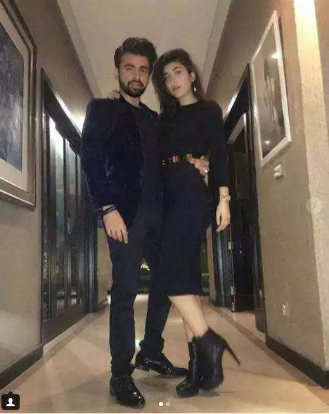 Urwa Hocane shares throwback photo with hubby Farhan Saeed- See pic