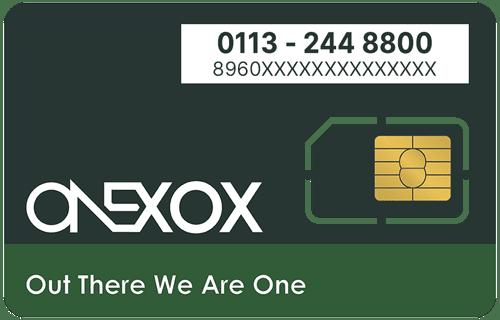 ONEXOX Prepaid Nombor Baru