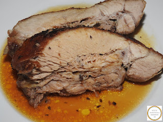 Friptura de porc la cuptor cu sos de bere reteta,