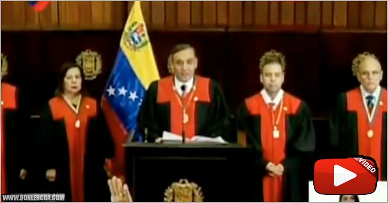 Maduro nombra un nuevo CNE conformado por sus mejores amigos