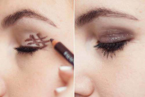 hướng dẫn cách makeup mắt đẹp dễ dàng