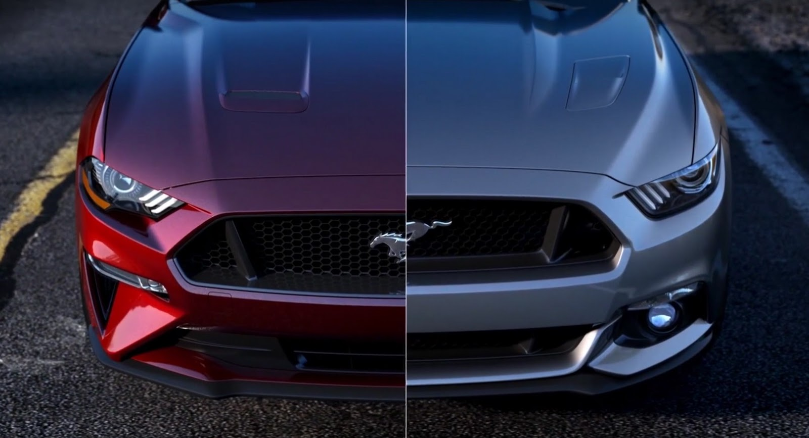 2018 Vs 2017 Ford Mustang: Poll & Photo Comparison | Carscoops