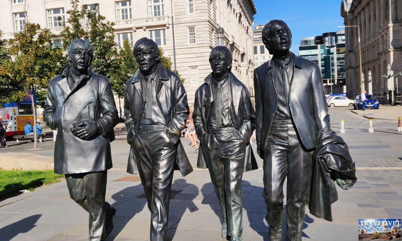 Angleterre Liverpool The Beatles