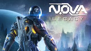 Download NOVA Legacy MOD APK (Unlimited Money)