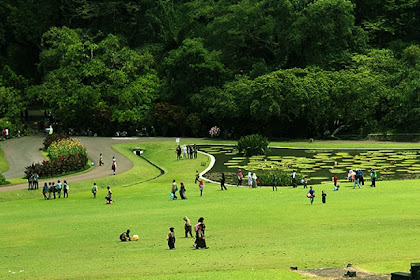 3 Parks around Puncak Bogor