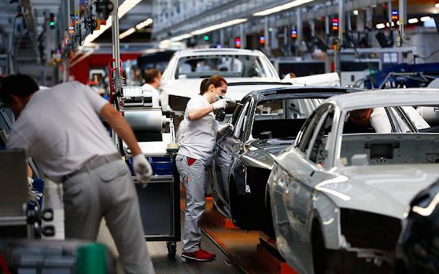 Ισχυρό το πλήγμα από τον εμπορικό πόλεμο για τη γερμανική οικονομία