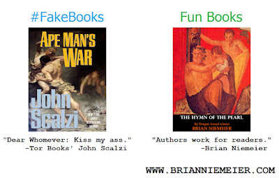 Fake Books vs. Fun Books