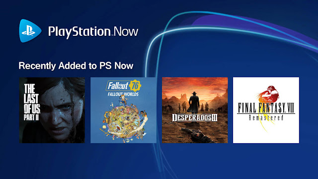 the last of us part 2 desperados 3 fallout 76 final fantasy 8 remastered playstation now games for october 2021 leaked pc ps4 ps5