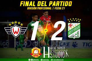 Oriente Petrolero vence a Wilstermann 1-2 en Cochabamba - DaleOoo